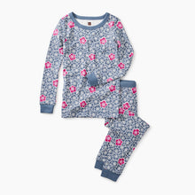 Load image into Gallery viewer, Umi Floral Printed Pajamas
