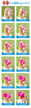 Load image into Gallery viewer, Large Classic Grosgrain Hair Bow