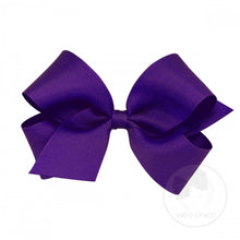 Load image into Gallery viewer, Medium Classic Grosgrain Hair Bow