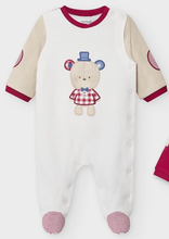 Load image into Gallery viewer, Bear Long-Sleeved Onesie