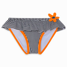 Load image into Gallery viewer, Grey Stripe Wild Side Bikini