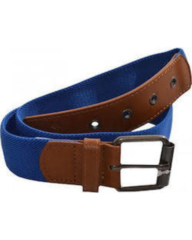 Elastic Resort Blue Belt