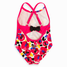 Load image into Gallery viewer, Pink Printed Swimsuit
