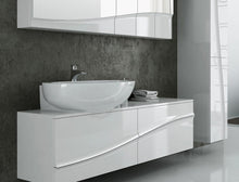 Load image into Gallery viewer, Blanc Cabinet & Washbasin