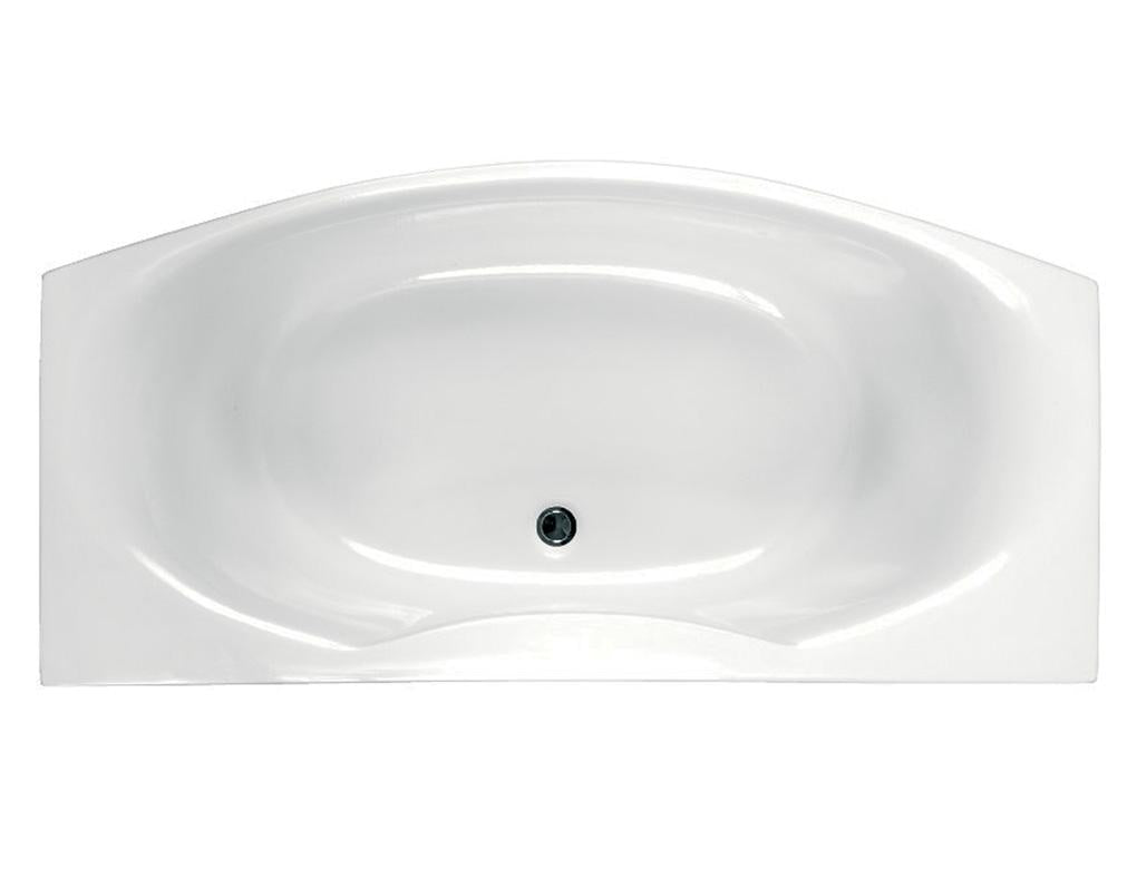 Carron Mistral 1800mm x 700-900mm Double End Bath