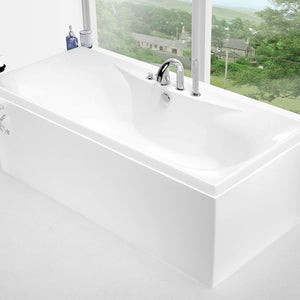 Carron Equity 1700mm x 750mm Double Ended Bath