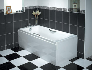 "Carron Delta 5'6"" x 700mm Single Ended Bath"
