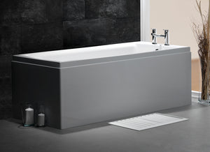 Carron Quantum S 1600mm x 700mm Single Ended Bath