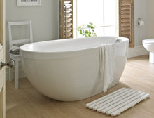 Load image into Gallery viewer, Carronite Paradigm 1550 x 850 Freestanding Bath