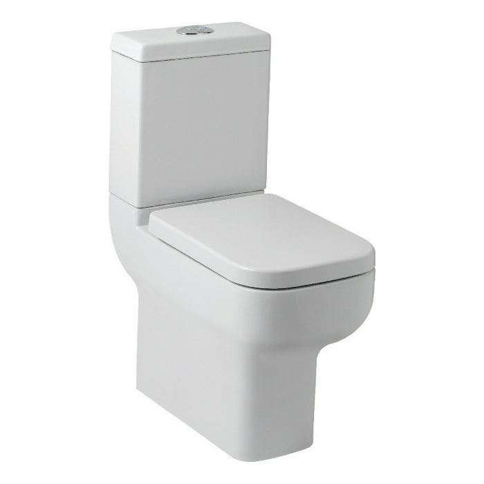 Optimum Comfort Height WC Toilet