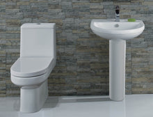 Load image into Gallery viewer, Revue Toilet & Basin Suite Set