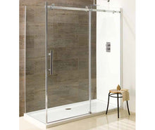 Load image into Gallery viewer, Series 10 Frameless Sliding Shower Enclosures Premium 10mm Glass