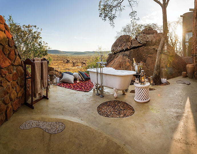 Honeymoon Suite Bathroom South Africa