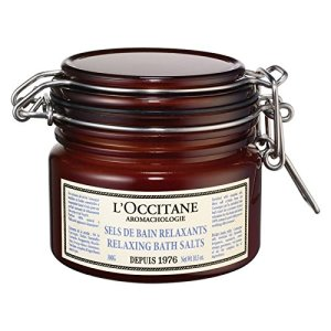 L'Occitane Aromachologie Relaxing Bath Salts.