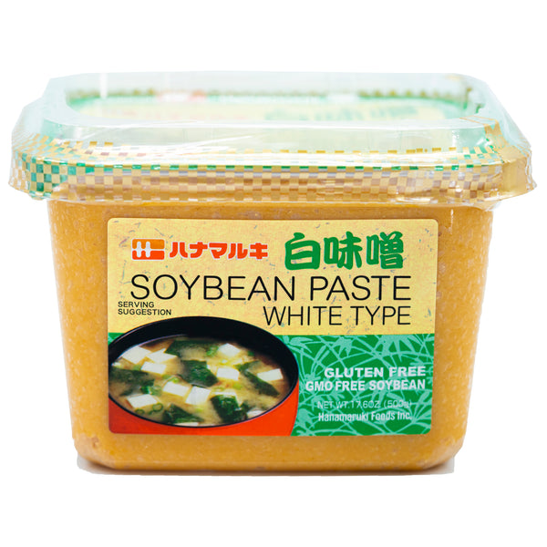 Hanamaruki Soybean Paste (White Shiro Miso), 500g