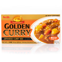 SB Golden Curry Roux - Mild 12 servings (220g)
