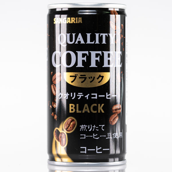 SANGARIA Black Coffee (185g) 30CANs