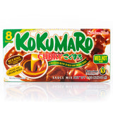 HOUSE Kokumaro Curry Chukara Creamy Roux - Medium Hot 8 servings (140g)