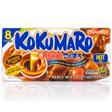 HOUSE Kokumaro Curry Karakuchi Creamy Roux - Hot 8 servings (140g)