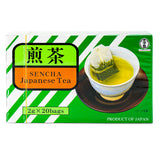 UJINOTSUYU Sencha Green Tea Bag 2g x 20pc