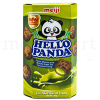 MEIJI Biscuit - Hello Panda Green Tea 50g