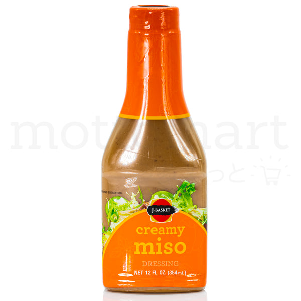 J-BASKET Creamy Miso 354ml