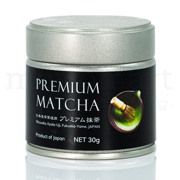 GROW Premium Matcha Tin 30g