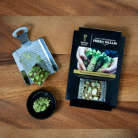 SHIMA Fresh Wasabi Stem and Mini Grater Pack (30g)