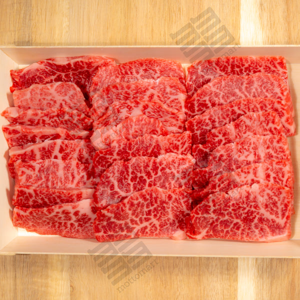 Wagyu Full-Blood Oyster blade (MBS6+) 500g
