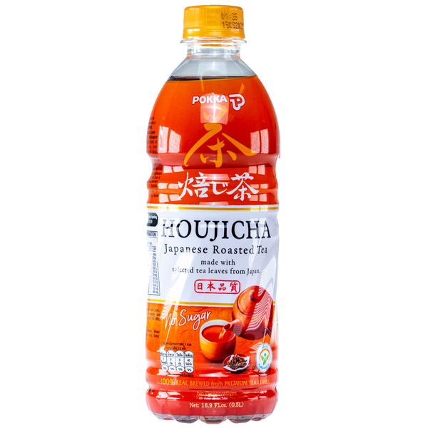 POKKA Houjicha 500ml x 24Bottles