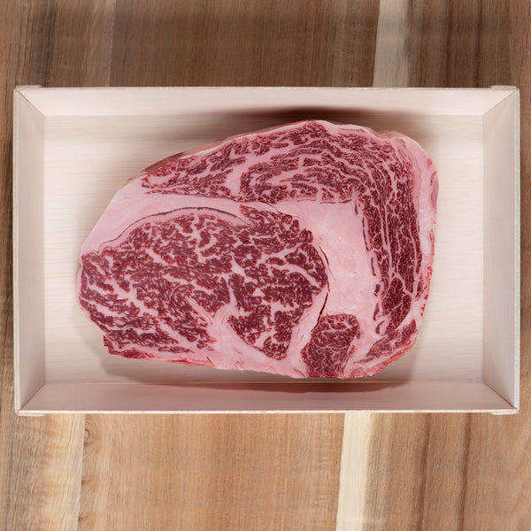 SCOTCH FILLET Australian FULL-BLOOD Wagyu - Steak Cut (MBS 8-9+) 2X 250g (500g)