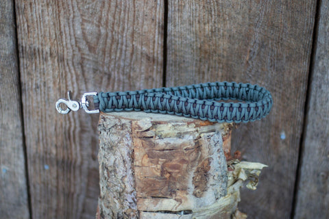 Paracord Training Tab - Backwoods Dog