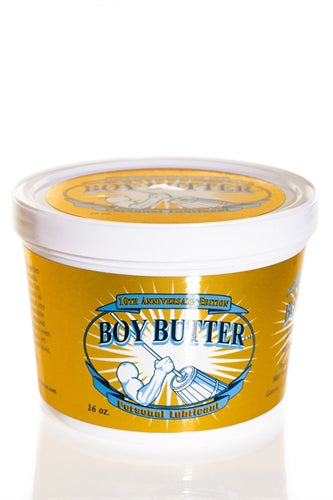 Boy Butter Gold 16 Oz BBGOLD