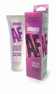 Aroused Af- Stimulation Enhancer 1.5oz LG-BT600