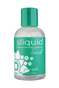 Naturals Swirl - Green Apple - 4.2 Fl. Oz. (124 ml) SLIQ007
