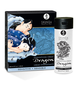 Intensifying Cream - Dragon - Sensitive - 2 Fl.  Oz. / 60 ml SHU5220