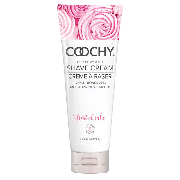 Coochy Shave Cream - Frosted Cake - 7.2 Oz COO1003-07