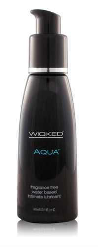 Aqua Water-Based Lubricant - 2 Oz. WS-90102