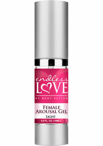 Endless Love Female Arousal Gel Light - .5 Oz. BA-ELFSL05