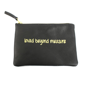 Loved Beyond Measure Pouch