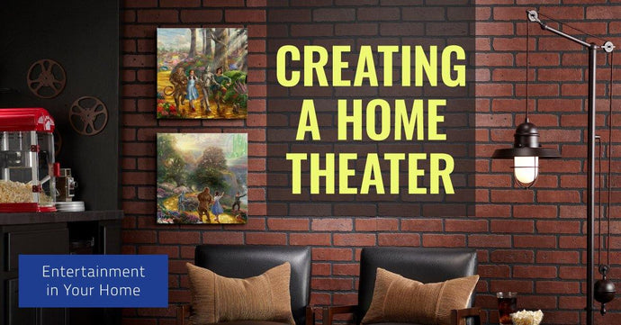 AOE In Your Home: Creating A Home Theater