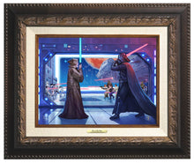 Load image into Gallery viewer, Obi-wan's Final Battle - Canvas Classics