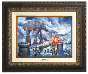 Canvas Classics The Battle Of Hoth