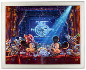 90 years of Mickey - Standard Art Prints - ArtOfEntertainment.com
