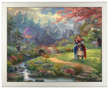 Load image into Gallery viewer, Mulan Blossoms Of Love - Standard Art Prints - ArtOfEntertainment.com