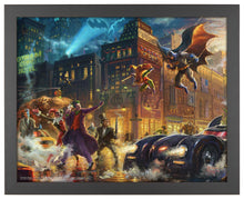 Load image into Gallery viewer, The Dark Knight Saves Gotham City - Standard Art Prints - ArtOfEntertainment.com