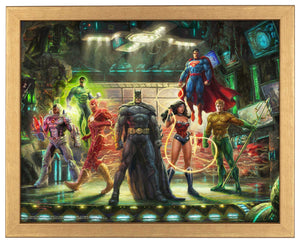 The Justice League - Standard Art Prints - ArtOfEntertainment.com