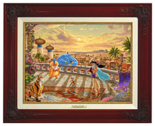 Load image into Gallery viewer, Jasmine Dancing in the Desert Sunset - Canvas Classics - ArtOfEntertainment.com