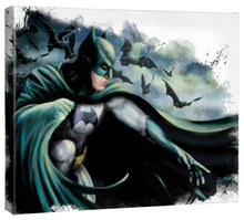Load image into Gallery viewer, Batman - Gallery Wrapped Canvas - ArtOfEntertainment.com
