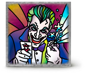 Metal Box Art Joker